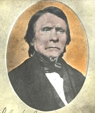 Delaware Nation - Chief Black Beaver of the Delaware, 1806-1880