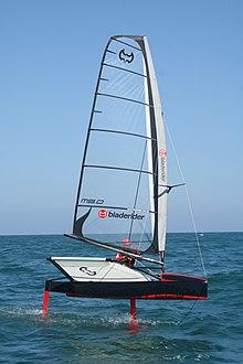 Sailing Hydrofoil Wikipedia