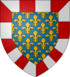 Coat of Arms of Indre-et-Loire
