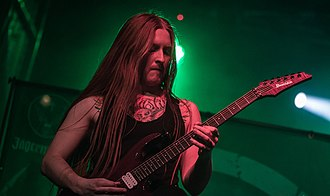 Bleed from Within - Image: Bleed from Within Rockfabrik Nuernberg Gowans