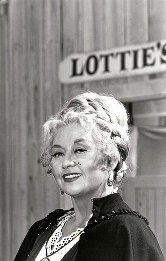 Here Come the Brides - Joan Blondell as Lottie