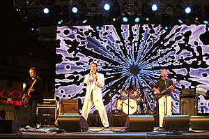 Blue Peter in concert.JPG