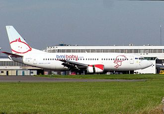 Vale of Glamorgan - Bmibaby launched operations from Cardiff Airport in 2002 then closed in 2011