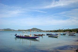 Ko Samui - Bo Phut Beach
