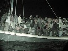 Das Flüchtlingsdrama geht weiter und die Politik versagt erwartungsgemäß (Bildquelle: Wikipedia)