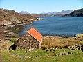 Boathouse on Loch a' Chracaich - geograph.org.uk - 1802343.jpg
