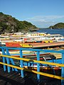 Boats of 100 Islands, Ilocos, Philippines - panoramio.jpg