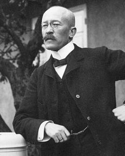 Ferdinand Boberg Swedish architect