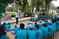 Body-mind Integration Session - Summer Camp - Nisana Foundation - Sibpur BE College Model High School - Howrah 2013-06-07 8924.JPG