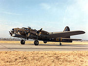 Boeing B-17G Superfortress Shoo Shoo Baby USAF