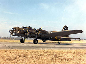 91st Bombardment Group - 91st Bomb Group B-17 Shoo Shoo Baby