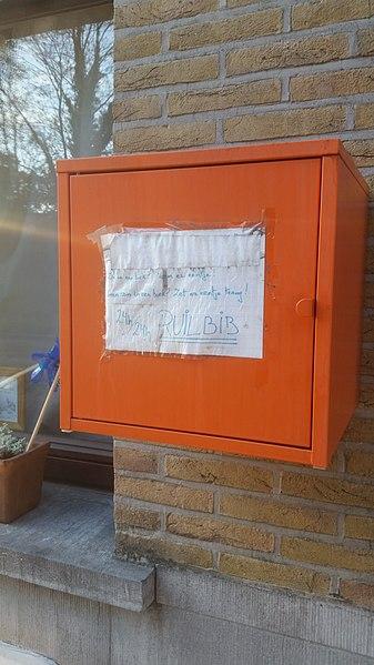 oranje ruilbib Gent