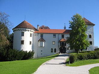 Bogenšperk Castle - Bogenšperk Castle