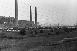 Bold, St Helens - Image: Bold Power Station geograph.org.uk 1599935