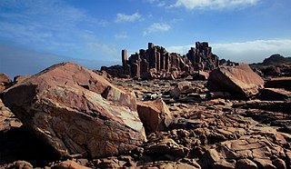 Bombo Headland Quarry Geological Site