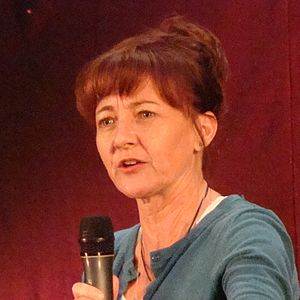 Bonita Friedericy - Friedericy in 2010.