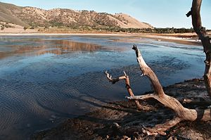 Sulphur Bank Mine - Borax Lake