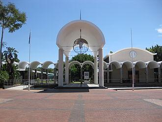 Politics of Botswana - National Assembly of Botswana.