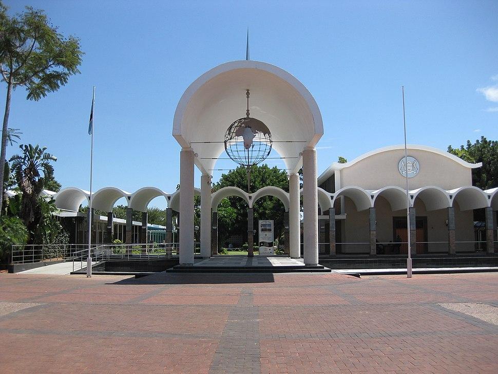 BotswanaParliament