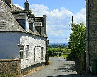 Atworth - Image: Bradford Road, Atworth geograph.org.uk 851507