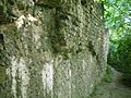 Bramber Castle curtain wall.JPG