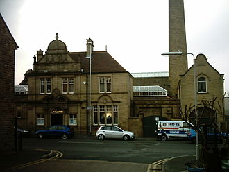 Bramley, Leeds - Bramley Baths