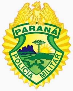 Military Police of Paraná State Police in Brazil