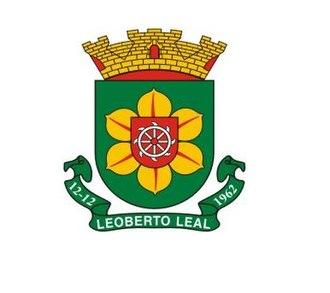 Leoberto Leal - Image: Brasao leobertoleal