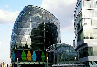 Eurovea - Main entrance