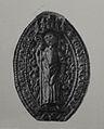 Bredelar Siegel des Abtes Diether von Bredelar 1338.JPG