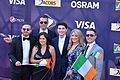 Brendan Murray`s team Red Carpet Kyiv 2017.jpg