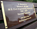 Brian Bluhm Virginia Tech Memorial Plaque.jpg
