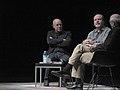 Brian Eno, Danny Hillis, Stewart Brand by Pete Forsyth 10.jpg