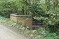 Bridge Abutment, east of East Winch - geograph.org.uk - 564771.jpg