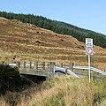 Bridge over the Afon Tywi, north of Llyn Brianne - geograph.org.uk - 1043593.jpg