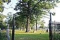 Brighton Village Cemetery historic site Brighton Michigan.JPG