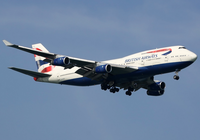 G-BYGF - B744 - British Airways