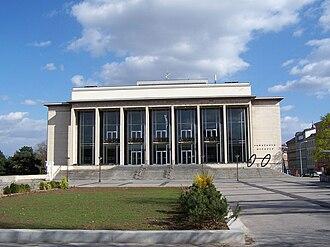 National Theatre Brno - Janáček Theatre