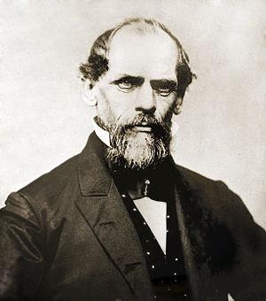 John A. Roebling - circa 1866