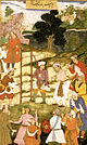 Brooklyn Museum - The Execution of Mansur Hallaj From the Warren Hastings Album.jpg