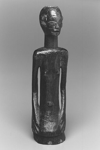 Unyamwezi - Female torso thought to have originated in the region
