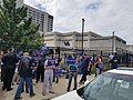 Brooklyn VA Employees Hold Demonstration to Protest VA Vacancies (23806475738).jpg