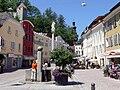 Bruneck Oberragen - Ortsplatz 2.jpg