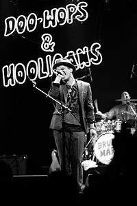 Bruno Mars Doo-Wops & Hooligans Black and White.jpg