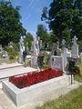 Bucuresti, Romania. Cimitirul Bellu Catolic. Mormantul compozitorului Dan Iagnov. (11 iunie 2017).jpg