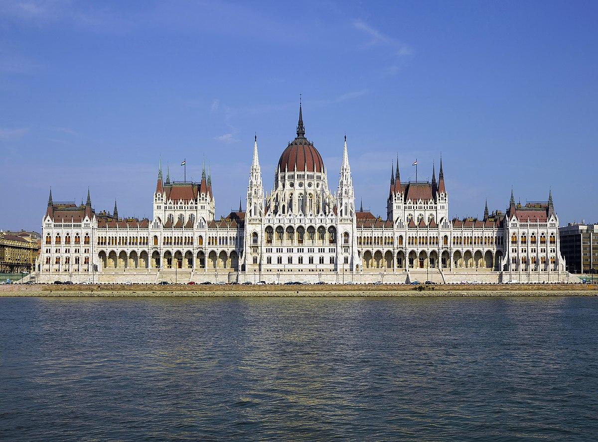 Hungarian Parliament Building - Wikipedia