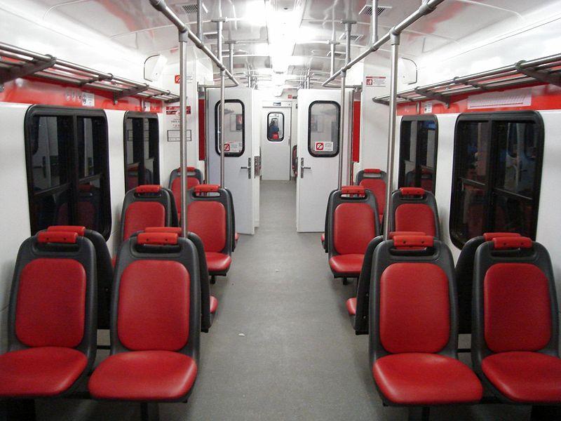 Fotos del Tren Ferrovias Belgrano Norte
