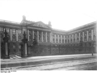 Prussian State Council - Image: Bundesarchiv Bild 183 H29393, Berlin, Herrenhaus