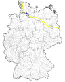 Bundesstraße 5 Verlauf.png