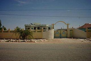 Region in De jure Somalia De facto Somaliland